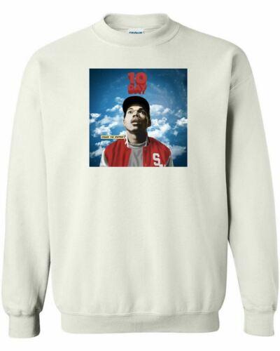 Chance The Rapper 10 Day Crewneck Sweatshirt Hip Hop Rap 3 merch Acid Rap New