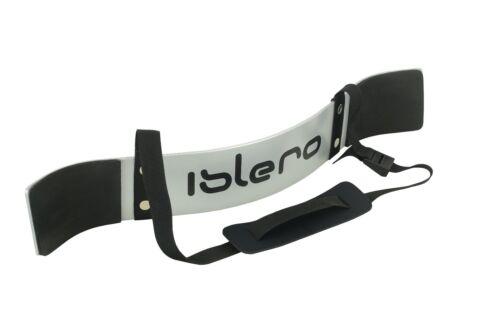 Islero weightlifter Arm Blaster Biceps Isolator Gym support straps fitness