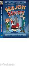CARTOON ADVENTURES OF MAJOR MARS Bob Burns DVD w/ LONG LOST FINAL EPISODE + MORE