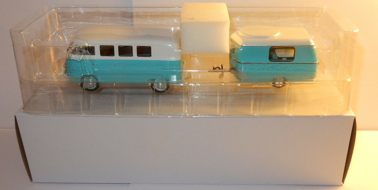 HACHETTE PASSION CAMPING-CAR 1 43 DU N°6 au N°23 avec FASCICULE in blister box