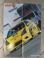 Q63 Poster Honda Civic Maxi Tuning 40 x 55 cm.