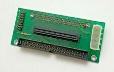 HPCN80 NEW SCA80F Half Pitch DB68 Female SCSI Adapter Female to HPDB68