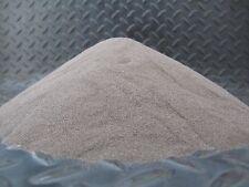 Aluminum Oxide # 120 Grit - 40 LBS - Brown Sand Blasting Abrasive Media -