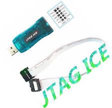 1pcs Avr Usb Emulator Debugger Programmer Jtag Ice For Atmel New K9