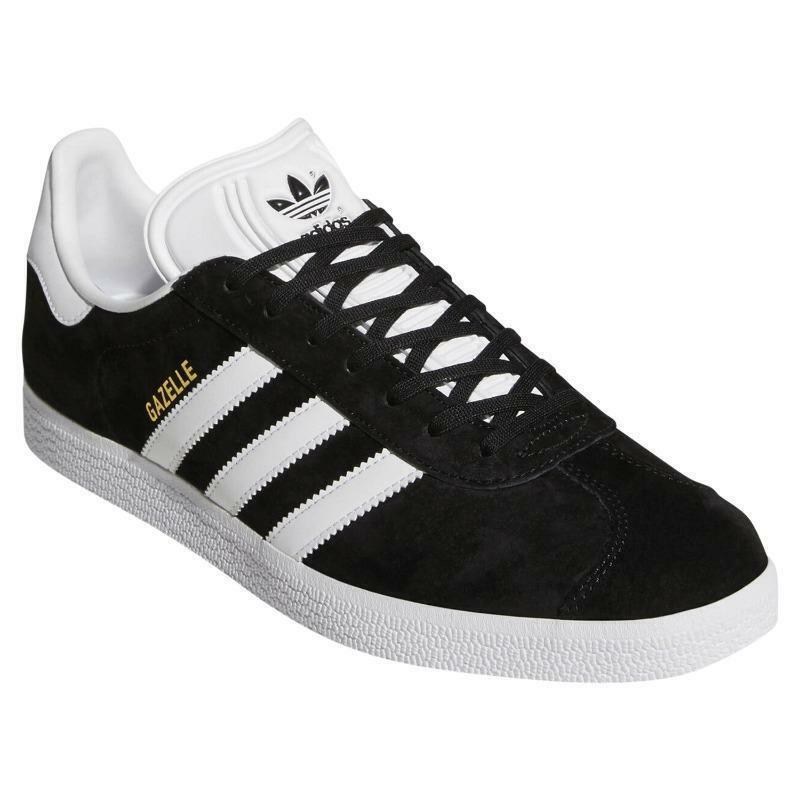 Size 9.5 - adidas Gazelle Black - BB5476