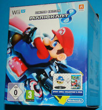 Mario Kart 8 - Limited Edition - Nintendo WII U - PAL New Nuovo