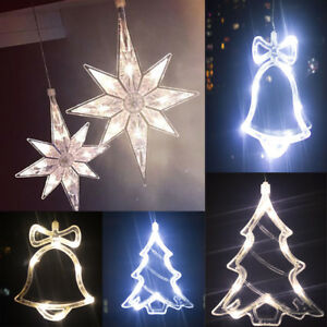 Led String Fairy Lights Battery Window
