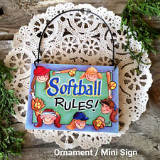 MEME PAPA Gift Everyday Mini Sign Present Decoration USA New Wood Ornament