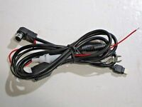 Alpine Ina-w900 Aux Ai-net Cable Input Adapter For Iphone 5 5s 5c 6 6 Plus