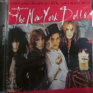 The-New-York-Dolls-Album-CD-Rialto-Archive-Rialto-muets-238Z-UK-2001-New