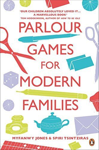 1 of 1 - Parlour Games for Modern Families by Jones, Myfanwy 1846143470 The Cheap Fast