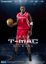 NBA Collection Real Masterpiece Actionfigur 1/6 Tracy McGrady 30 cm Enterbay