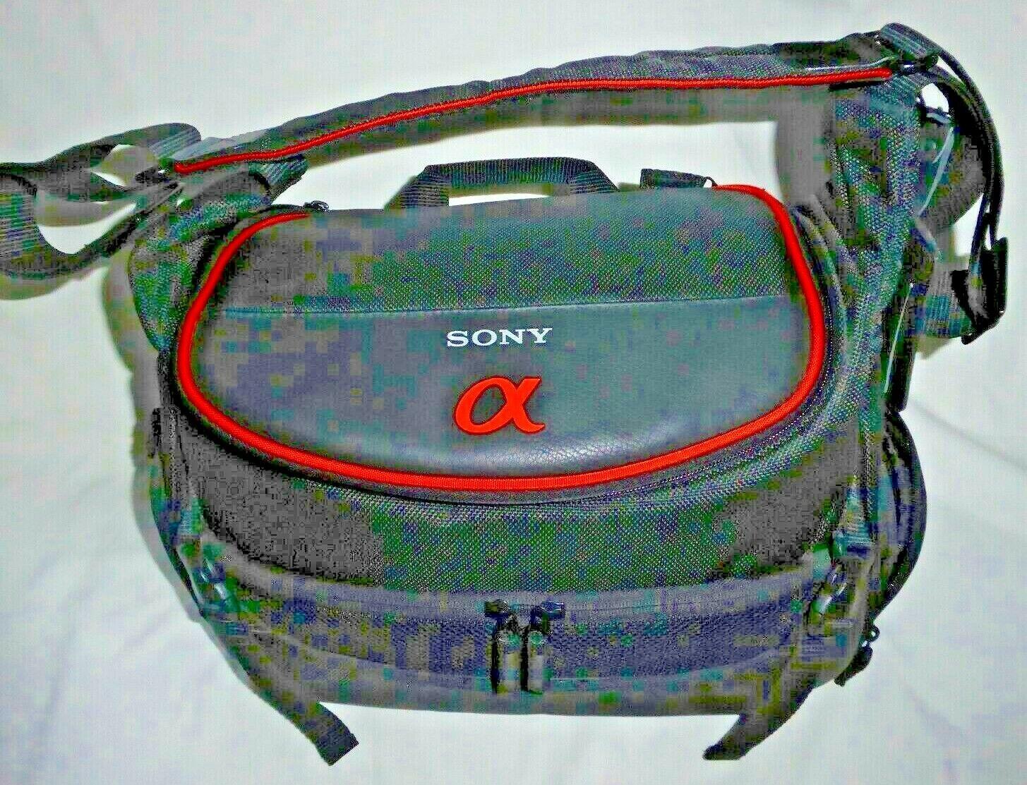 Sony LCS-AMSC30 Gadget Bag Shoulder Bag
