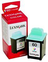 Original Lexmark Tintenpatrone 17g0060 60 Farbig