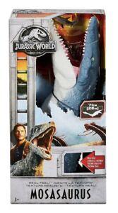 Monde jurassique du royaume déchu, sensation réelle du parc Mosasaurus Mattel Nouveau