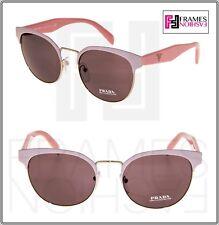 52d64ea71ad1 item 2 PRADA HANDBAG LOGO Cat Eye PR61TS Gold Pink Brown Metal Sunglasses  61T Women -PRADA HANDBAG LOGO Cat Eye PR61TS Gold Pink Brown Metal  Sunglasses 61T ...