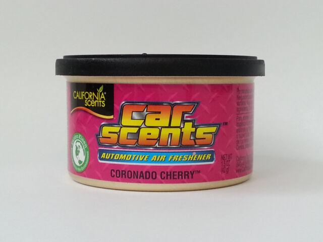 Assanisseur D'air California Car Scents Parfumée Cerise