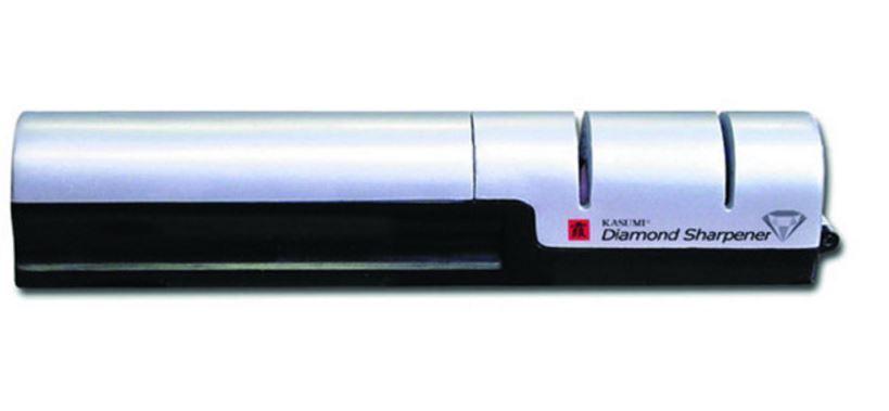 NEW KASUMI DIAMOND PULL THRU SHARPENER SHARPENING CUTLERY KNIFE KNIVES BLADES