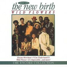Wildflowers: The Best of New Birth by New Birth (CD, Apr-1998, BMG Special Products)