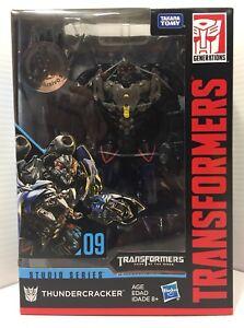 Hasbro Transformers Studio Series Thundercracker (Exclusivité Toys R 'Us)