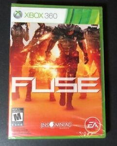 Fuse Xbox 360 New 14633196993 Ebay