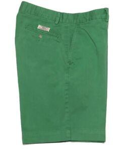 Polo-Ralph-Lauren-Prospect-Shorts-31-x-9-Green-Classic-Chino-Bermuda-Preppy