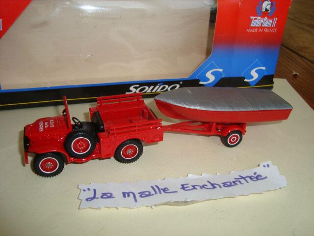 De Bomberos Dodge Wc 51 + Barco Solido 3144 Toner Gam 2 1/50° Nuevo Caja Sdi