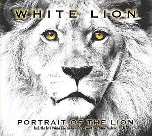 WHITE-LION-Portrait-Of-The-Lion-Digipak-CD-700013