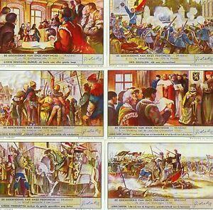 LIEBIG : S_1548 : 'Histoire de nos provinces Brabant (l