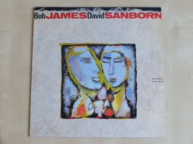 Bob James & David Sanborn_Double Vision_LP_Supraphon (Czech Edition)