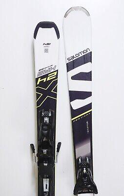 Ski Salomon 24 Hours Max Carve Rocker 154cm + Z12 Walk