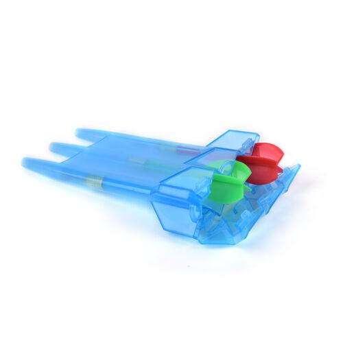 1pc plastic dart box case with locks portable darts accessory 5 colors CRHCSDE