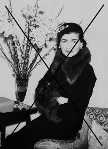 PHOTO DE COCO CHANEL 1932