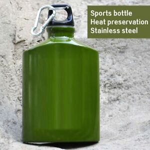 Thermos-Sports-Water-Bottle-Stainless-Steel-Insulation-Travel-Vacuum-Flask-500ML