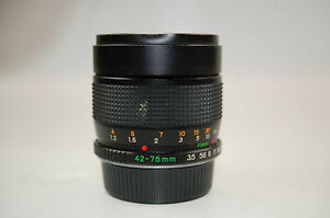 Yashica-ML-Zoom-42-75mm-1-3-5-4-5-Objektiv-fuer-Contax-und-Yashica