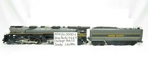 MTH-20-3000-1-Union-Pacific-Challenger-4-6-6-4-Protosound-1-w-smoke-LN-No-Box