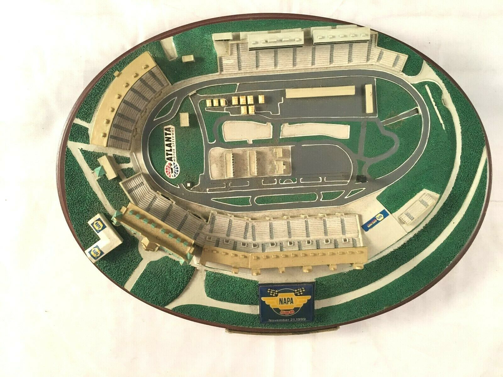 NASCAR Atlanta Motor Speedway Model 8.5  By Sports Traditions NO BOX