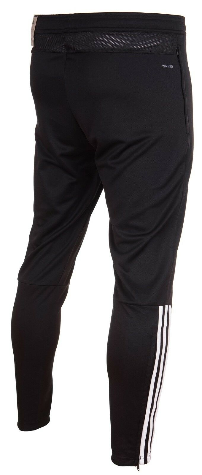 89ed3bf8dbba Adidas REGISTA 18 Track Pants Black White S for sale online