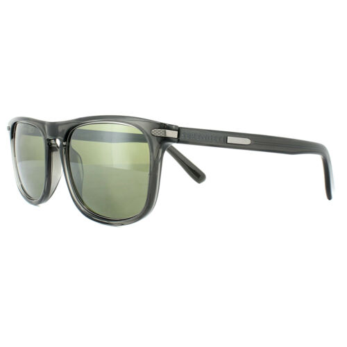 Serengeti Sunglasses Leonardo 8157 Dark Crystal Grey 555nm Green Polarized