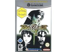 ## Soul Calibur 2 Nintendo GameCube Spiel Deutsch // GC & Wii - TOP ##
