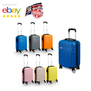 Small-4-Wheel-Suitcase-Travel-Cabin-Bag-Carry-On-Hand-Luggage-Hard-Case