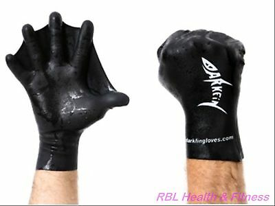 DARKFIN Webbed Gloves - Kayaking Paddling Scuba Free Diving Surfing Snorkling