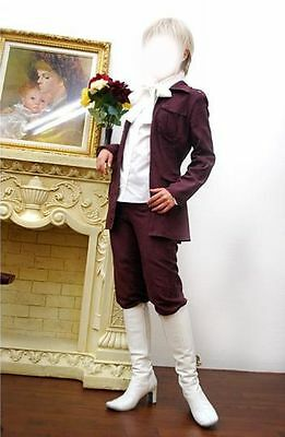 "APH ""Axis Powers Hetalia"" Iceland Cosplay Costume Custo"