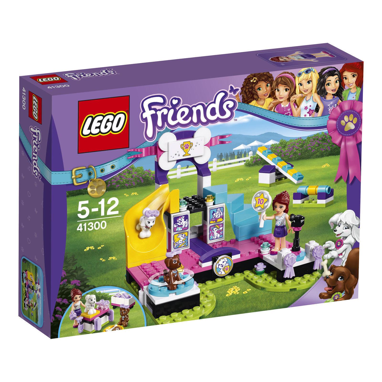 Lego friends 41300 - welpen meisterschaft - 41300 nuovo   konf. orig. 1a1a6f