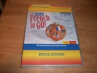 (2) American Heritage Children's Dictionary + Pulitzer French To Go Cd Rom