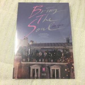 Bts Bring The Soul The Movie Postcard Photocard Card Jungkook V
