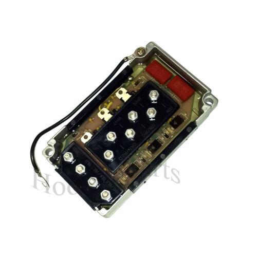 2 CDI Switch Box For Mercury 3 /& 6 Cyl 50-275 HP V-135 V-150 XR4 332-7778A7  E2