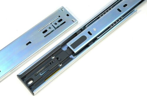 Soft-Close Vollauszug télescopique Rail De Tiroir Rail De Tiroir direction 350 mm