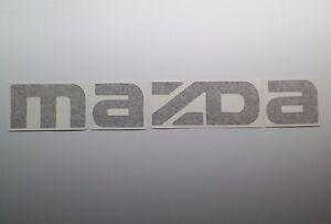 B2200 /& B2600 New OEM  MAZDA tailgate decal UC90-51-711 60 New Mazda B2000