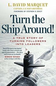 Turn The Ship Around!: A True Story of Building Leaders by Bre ,.9780241250945